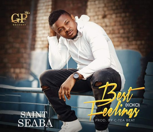Saint Seaba - Best Feelings (Koko)