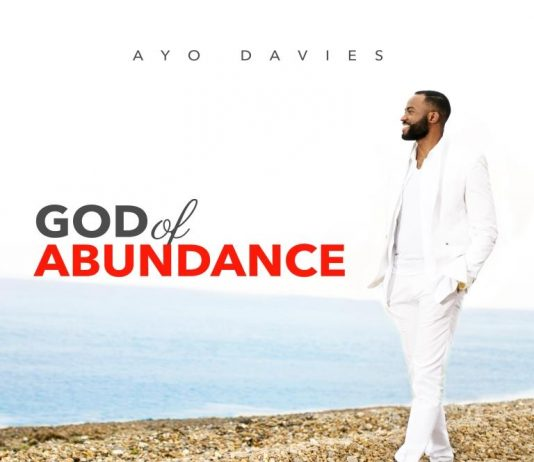 Ayo Davies - God Of Abundance