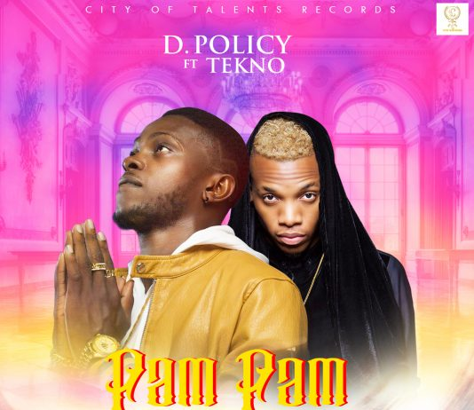 D.Policy - Pam Pam Ft. Tekno