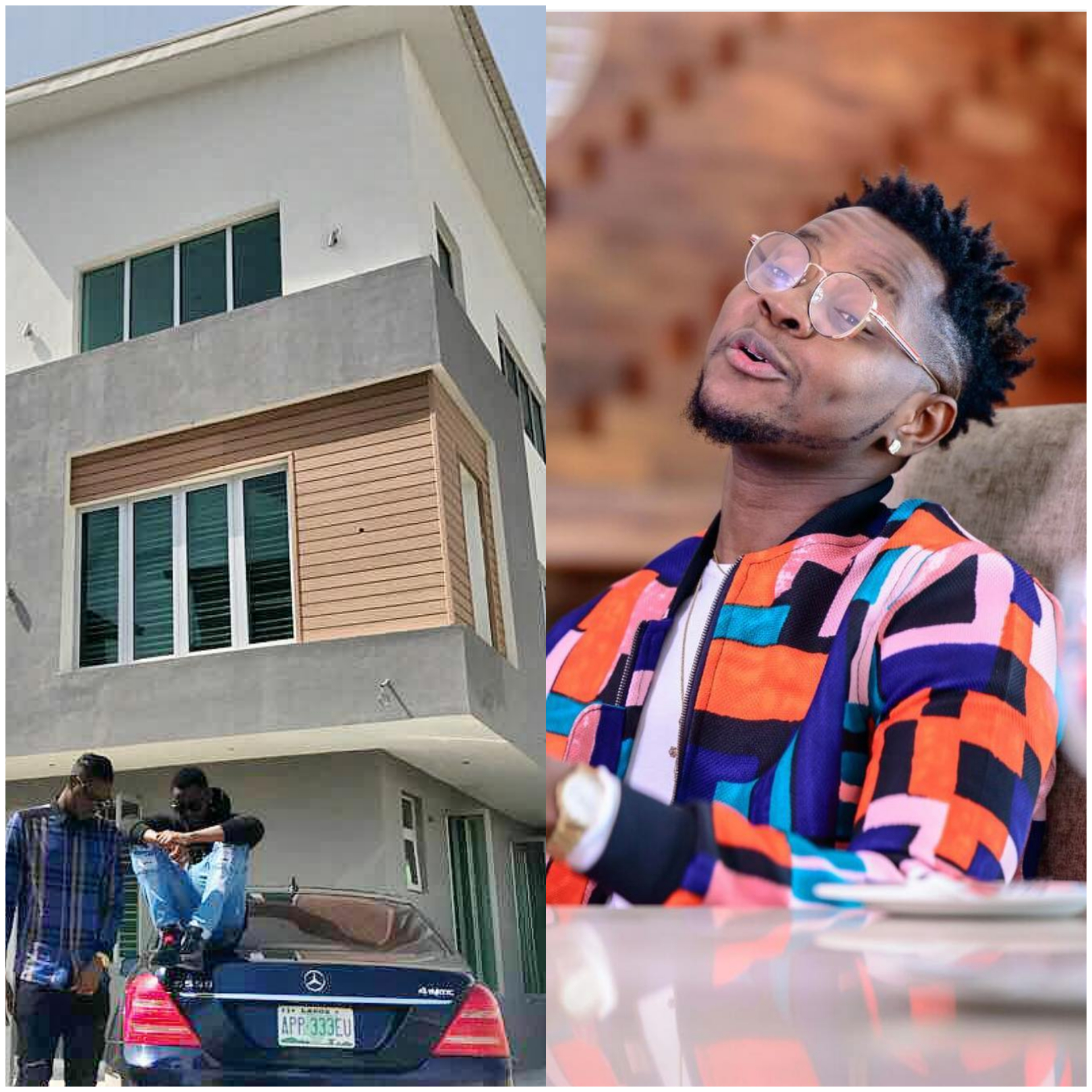 4 Years Into The Game Kiss Daniel Rewards Himself With A New