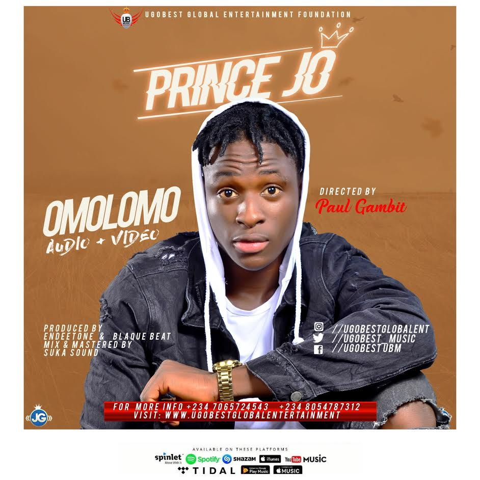 VIDEO: Prince Jo - Omolomo | Jaguda com