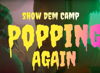 SDC - Popping Again Ft. Odunsi & BOJ