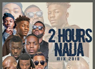 DJ Hol Up - New Naija Mix 2018 Ft. Davido, King Perryy, Wizkid, Tiwa Savage, Timaya