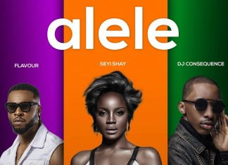 Seyi Shay - Alele Ft. Flavour & DJ Consequence