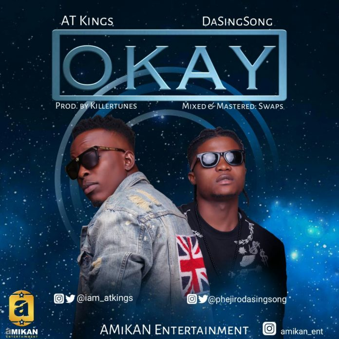 AT Kings X Da SingSong - Okay