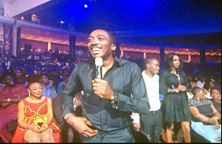 Bovi at the HEADIES