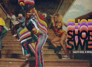Sauti Sol - Short N Sweet Ft. Nyashinski