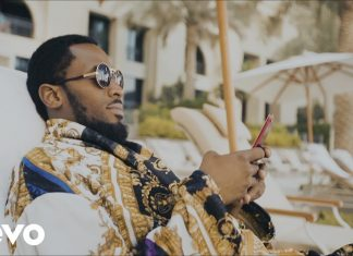 dbanj action video