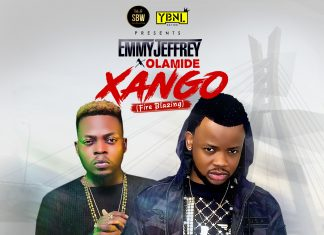 Emmy Jeffery - Xango Ft. Olamide