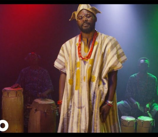 Falz - Child Of The World