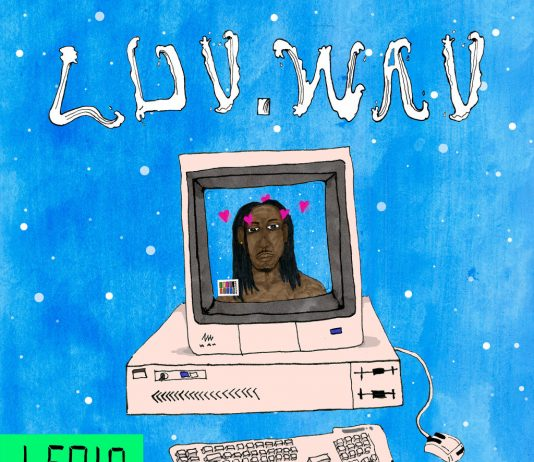 LeriQ shines on his long-awaited new EP, LUV.wav