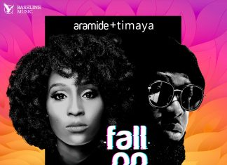 Aramide ft. Timaya - Fall On Them