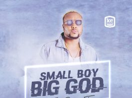 I-Cent - Small Boy Big God