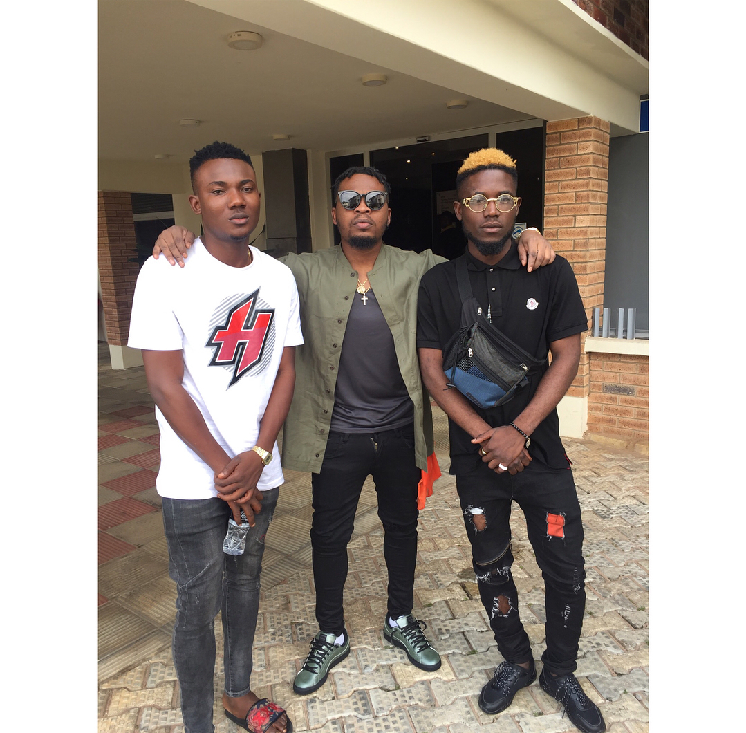 Olamide Expands YBNL By Signing Two New Talents | Jaguda com