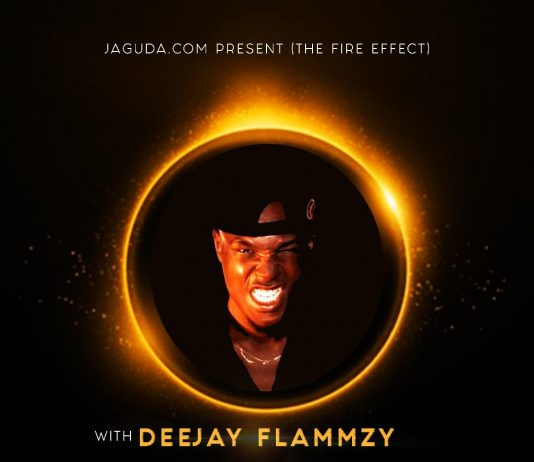 DJ Flammzy - The Fire Effect Mixtape Ft. Wizkid, King Perryy, Timaya, Tiwa Savage