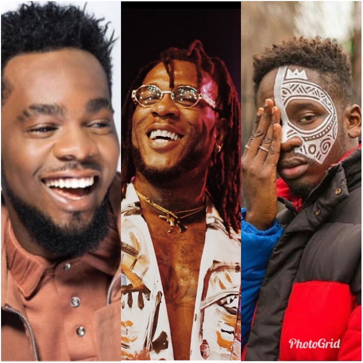 Nigerian Artistes Who Have Gone International Without Making