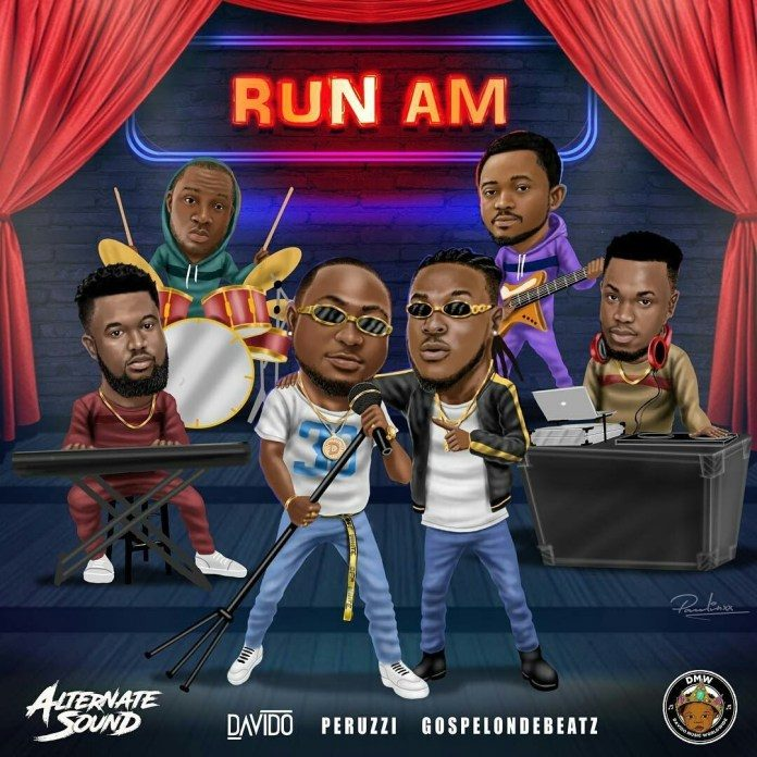 GospelOnDeBeatz X Davido & Peruzzi – Run Am