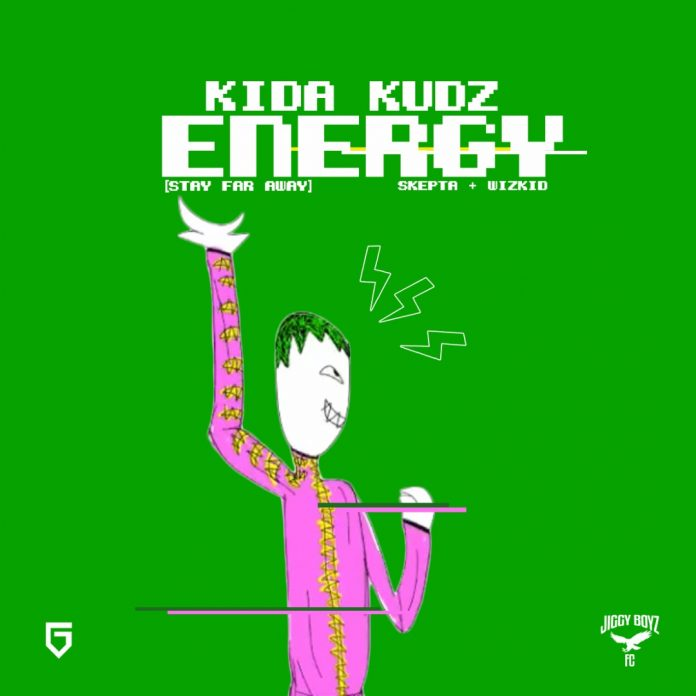 Kida Kudz – Energy (Freestyle)