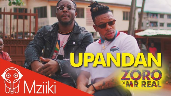 Zoro - Upandan Ft. Mr Real