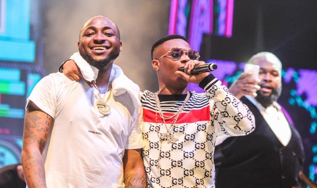 What Rivalry? Davido Sends Wizkid Birthday Shout Out | Jaguda com