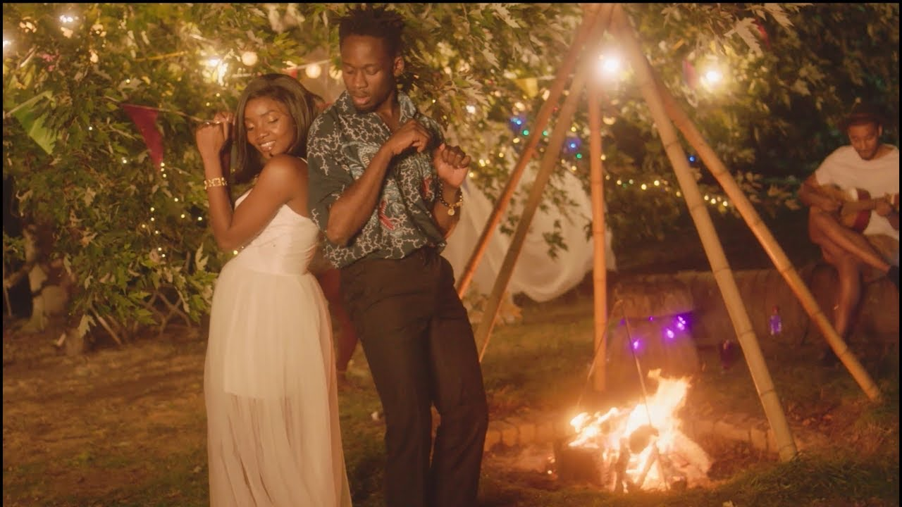 Image result for Mr Eazi - Surrender (feat. Simi) [Official Video]