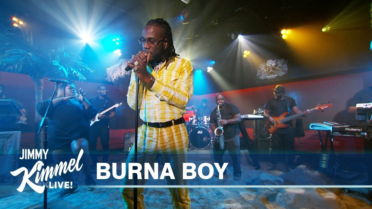 Jaguda Artiste Of The Month: Burna Boy - The African Giant