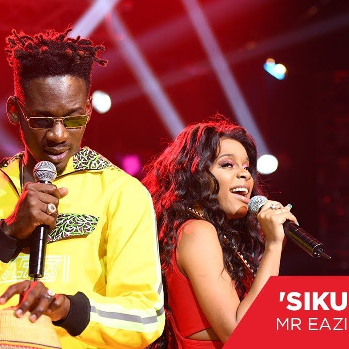 DOWNLOAD MP3: Mr Eazi – Siku Zote ft  Nandy