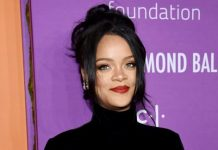 Jamaican singer, songwriter and actress, RIhanna. [PHOTO CREDIT: Metro]