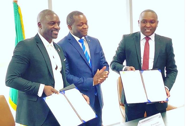 Just finalized the agreement for AKON CITY in Senegal. Looking forward to hosting you there in the future