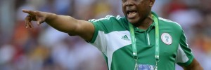 Nigerian Super Eagles Head Coach, Stephen Keshi Sacked!