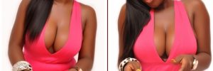 Nollywood Actress Yvonne Jegede Talks About Why She Exposes Her Boobs And More...