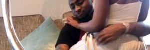VIDEO: Here Is Davido's Sextape With A South African Lady Buzzing The Net
