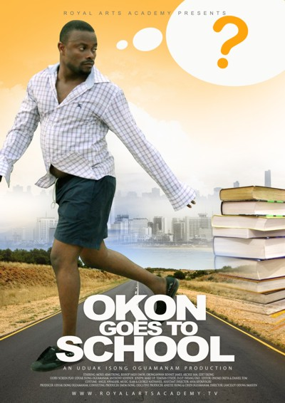 Image result for Uduak Isong - Okon Goes To School