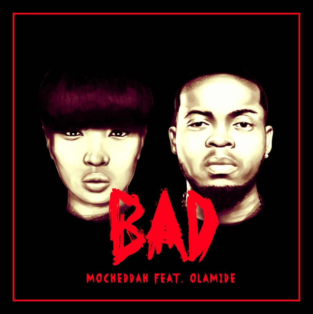 mo'cheddah bad with olamide