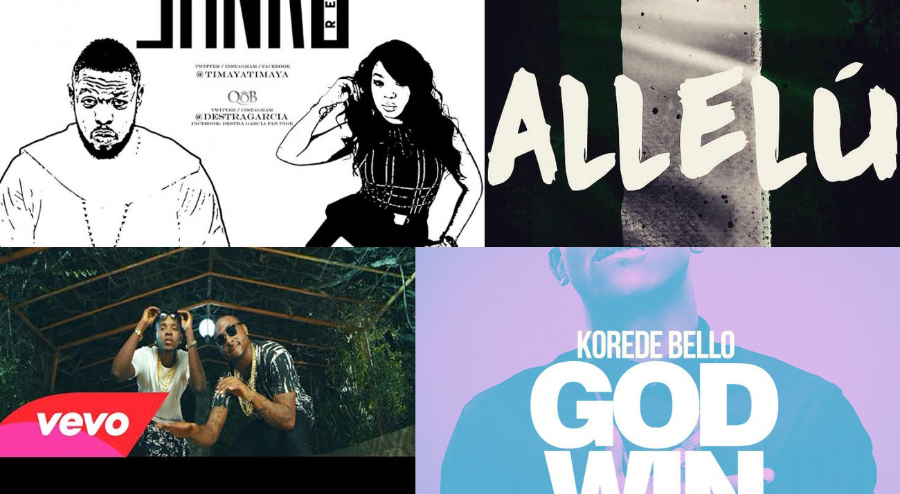 Top 10 Most Downloaded Nigerian Songs Of 2015 (1st Quarter)