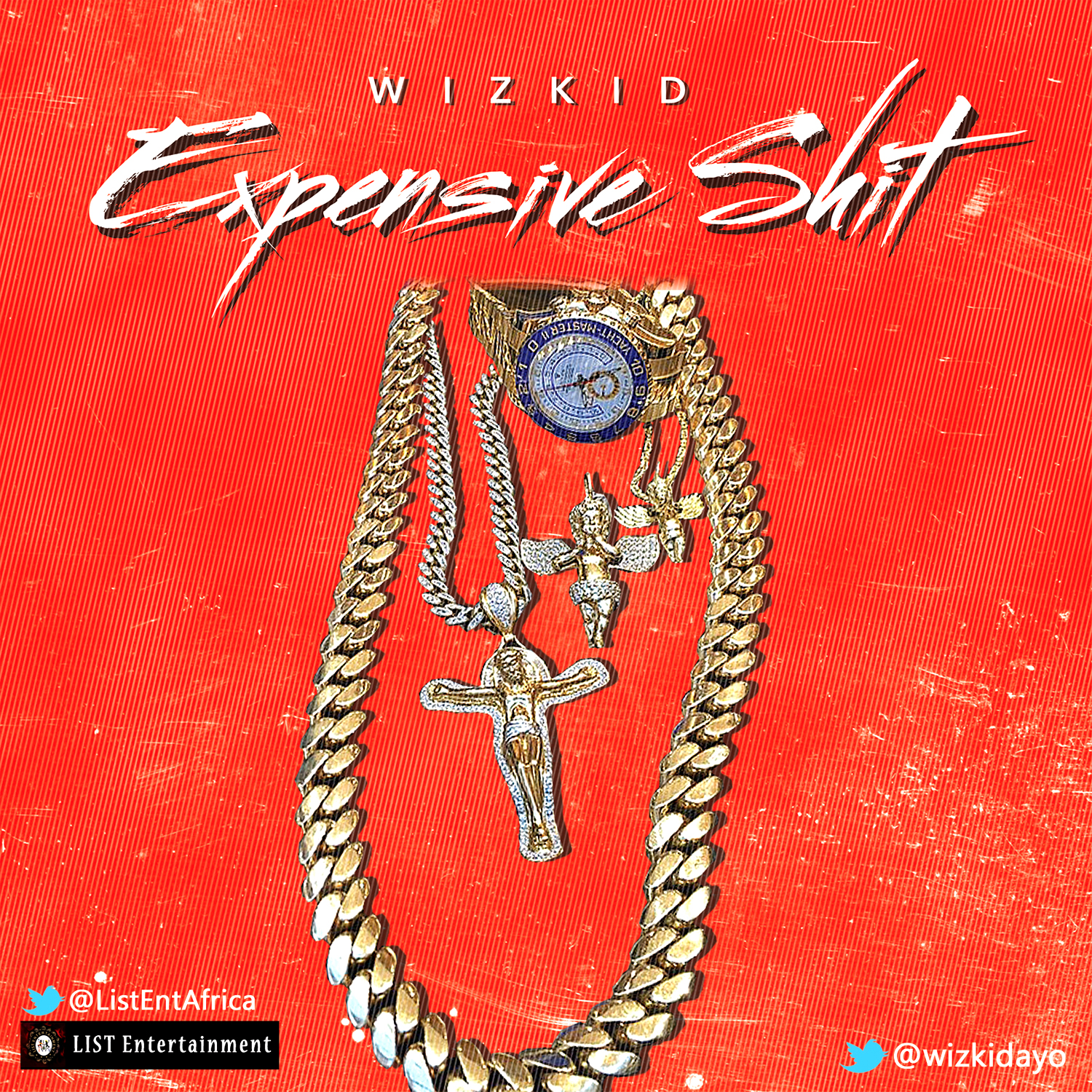 wizkid expensive shit