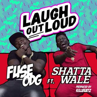 Fuse ODG | Laugh Out Loud ft. Shatta Wale