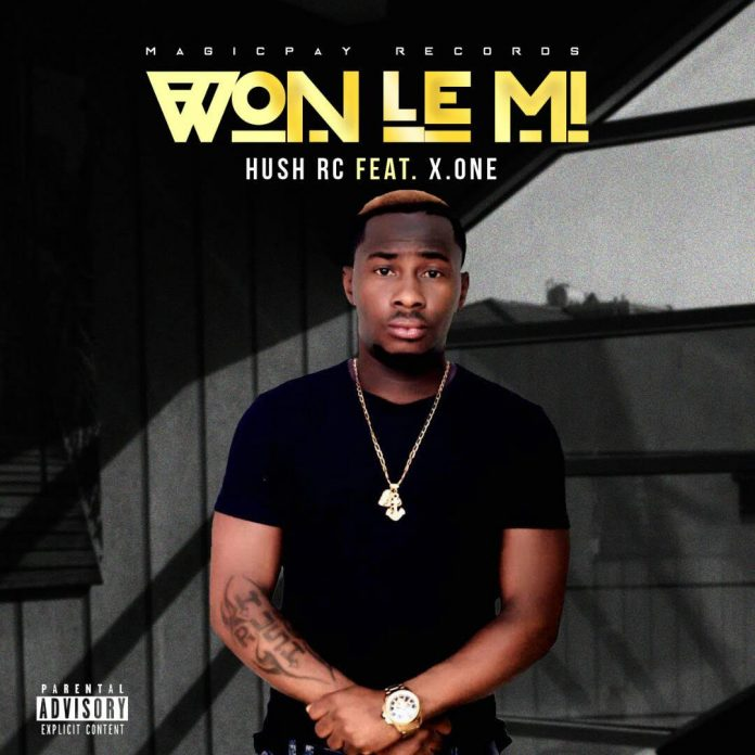 Hush RC - Won Le Mi Ft. X.One