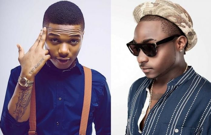 #MOBOAWARDS Wizkid & Davido Scoop Awards, See Full Winners List