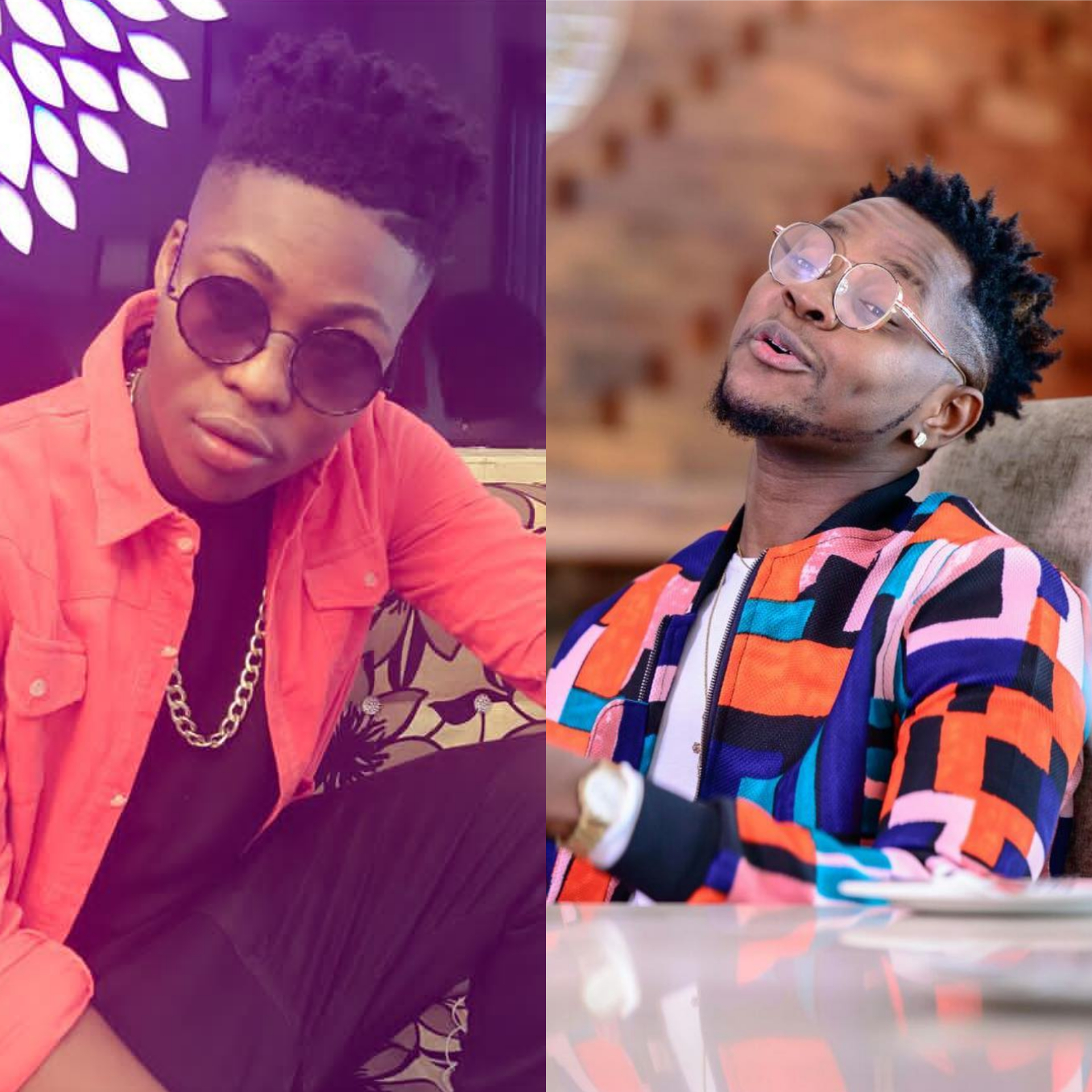 Image result for kizz daniel and reekado banks