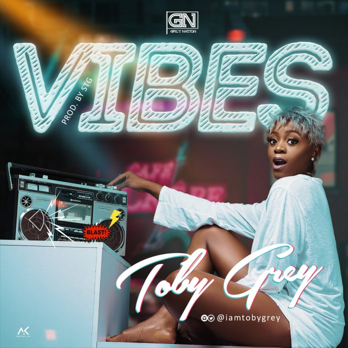 Toby Grey - Vibes