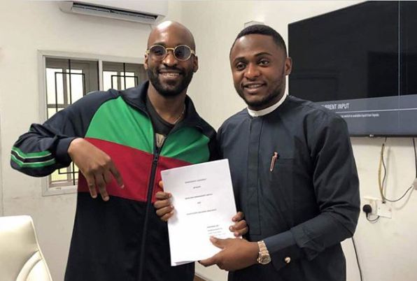 Ubi Franklin Welcomes Rapper Kach To MMMG