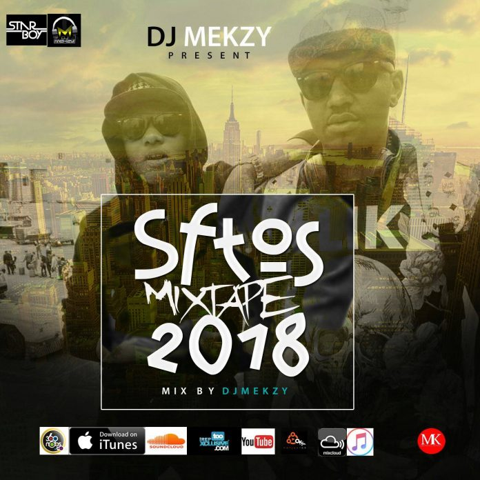 WIZKID SFTOS MIXTAPE 2018 BY DJMEKZY
