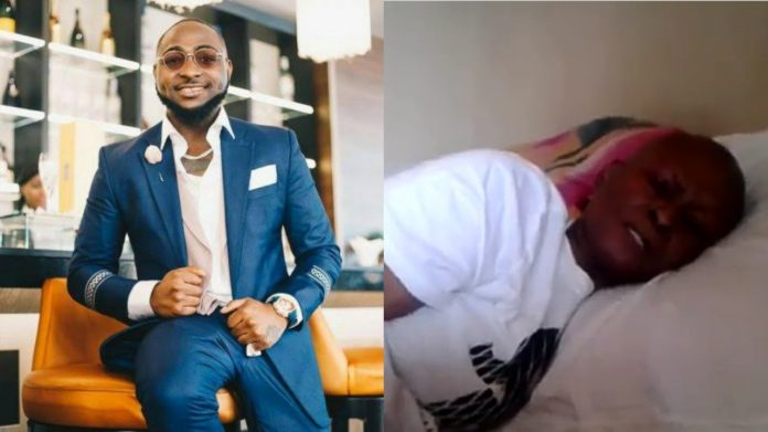 NEWS — Sick Woman Wishes Davido To Sing At Her Bedside