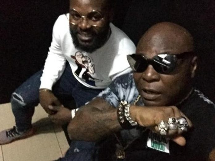Charlyboy and Falz