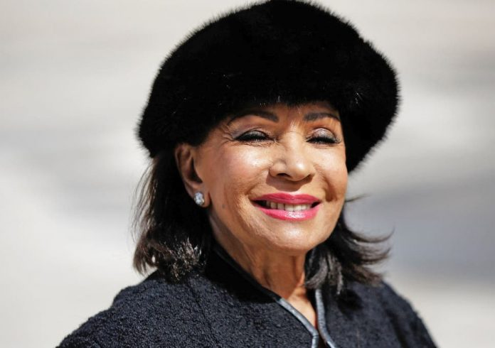 Shirley Bassey. [PHOTO CREDIT: The Independent]