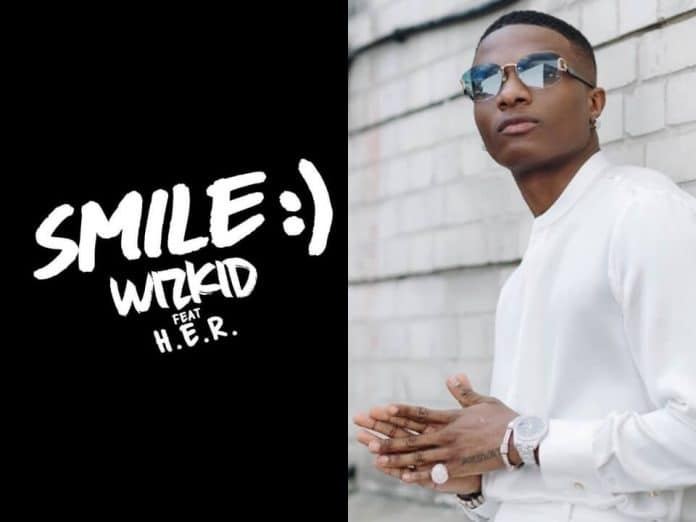 wizkid smile review