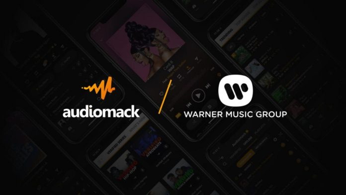 Warner Music Inks Licensing Deal With Audiomack