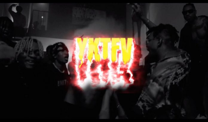 King Perryy – YKTFV (You Know The Fvcking Vibes) Ft. Psycho YP