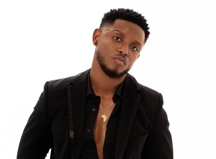 Nigerian singer Chike Boo of the booless